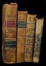 19th Century Book Lot w/ Art, Bible, Etc...