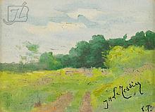 "Joseph Le Tessier (1867-1949) ""Voutenay, 1917"""