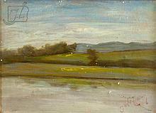 Joseph Le Tessier (1867-1949) Landscape
