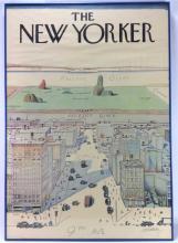 Steinberg, ?The New Yorker