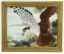 Harpy Eagle Needlepoint