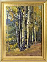 Frederick William Becker (1880-1974) Oil Painting #2