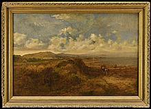Joseph Henry Sharp (1859 - 1953) Oil on Canvas
