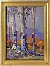 Frederick William Becker (1880-1974) Oil Painting #1
