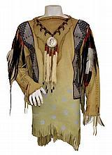 Arapaho Indian War Shirt