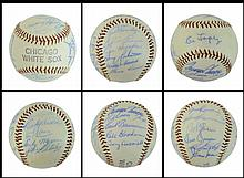 1959 Chicago White Sox Autographed Baseball