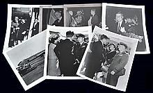Original Photos/Negatives, JFK Assassination Day