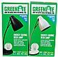 Black & White Greenlite Desk Lamps
