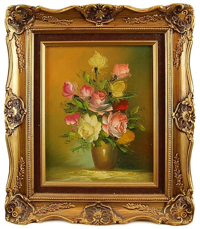 Petersen Oil Painting