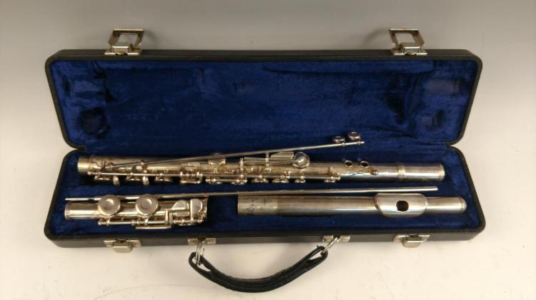 Vintage Flute and Sax Serial Numbers