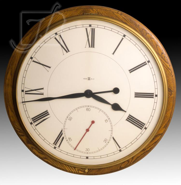 Howard Miller Oversized Wall Clock Model 622-525