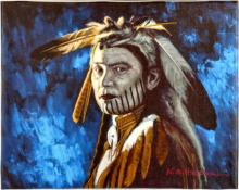 May Live - Day 2 - Native American Paintings, Pottery, & More