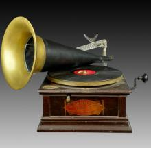 Standard Machine Co. Phonograph 20th C.