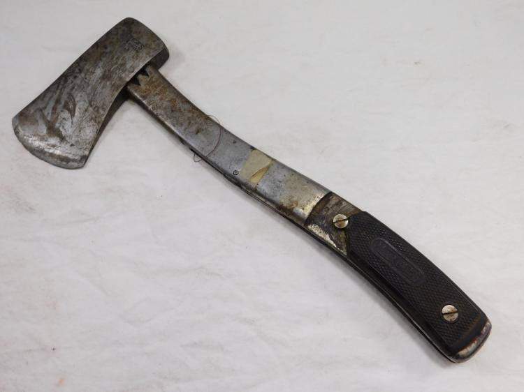 Antique Marbles Number 3 Hatchet