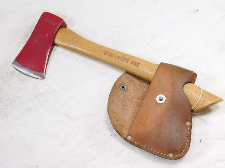 Vintage Vaughn Childs Sportsmans Axe