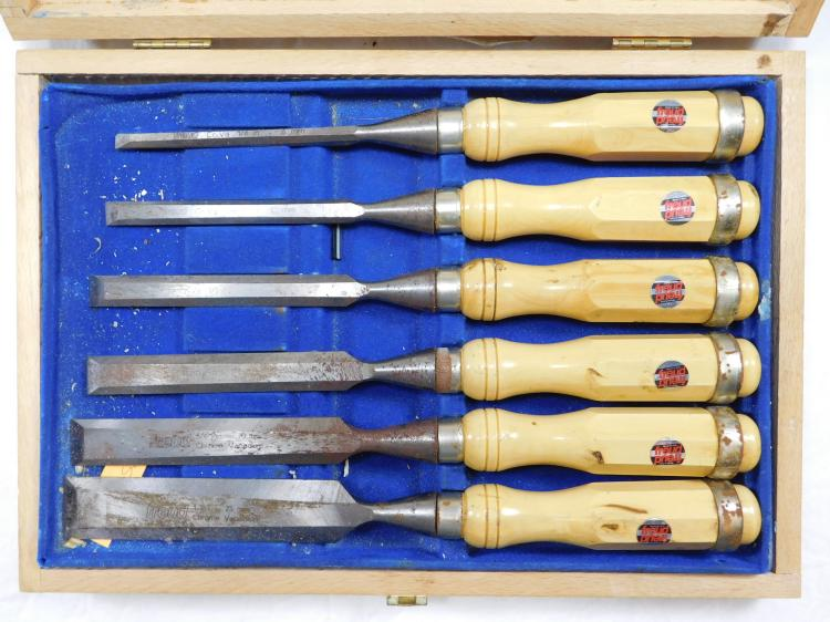 Floyd Professional Woodworking Chisel Set Wc 106