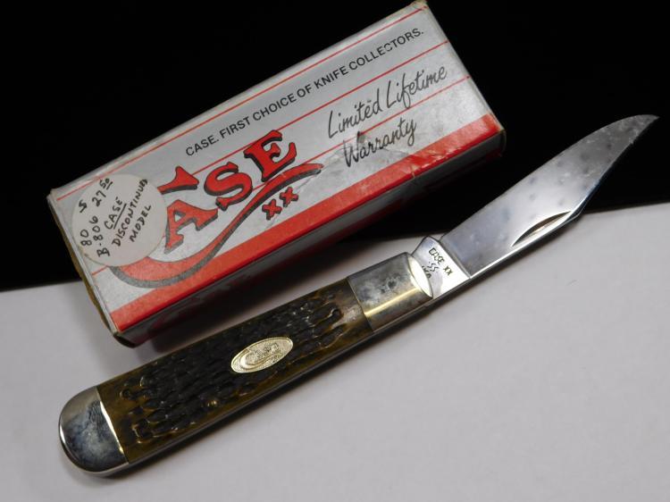 Case XX Stainless Steel Folding Knife
