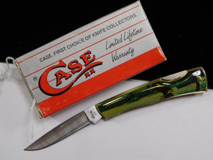 Case XX Single Blade Locking Knife