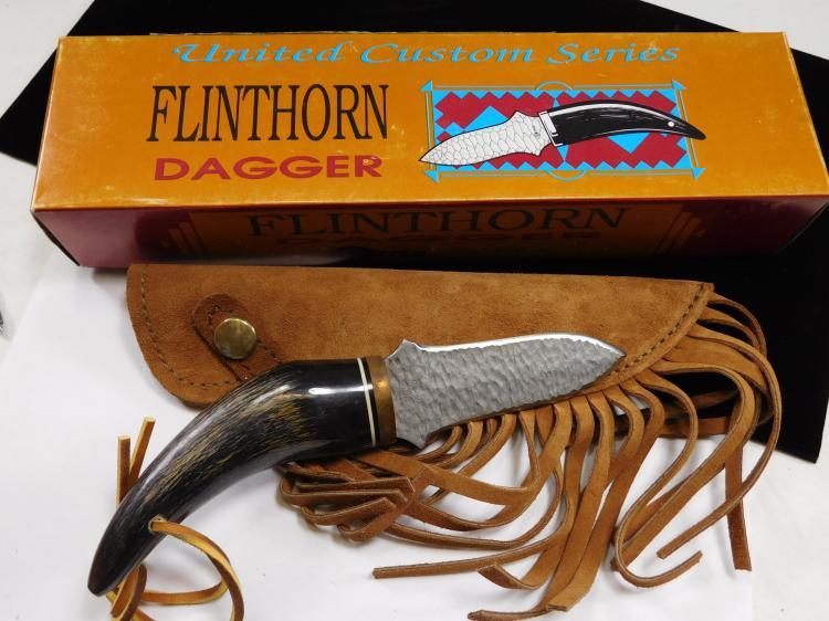 United Cutlery Flint Horn Dagger