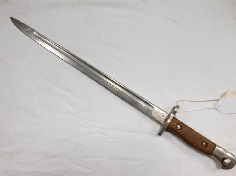 Antique 1907 Bayonet