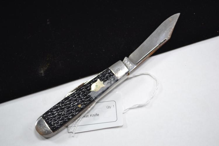 Kent Ny City 2 Blade Folding Pocket Knife