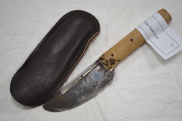 D Harrington & Son Wide Blade Knife