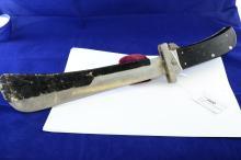 Vintage Case XX Round Tip Folding Machete