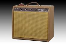 Fender Princeton Amplifier with Foot Switch 1962