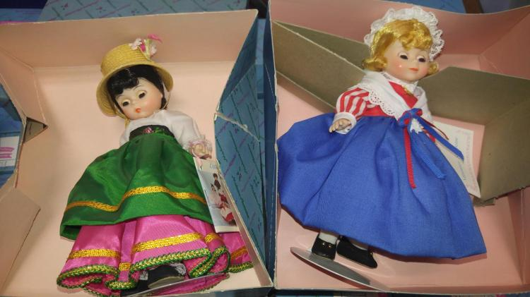 Lot of Madame Alexander Doll Accessories Box #5