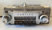 Pontiac Delco Car Radio 729152