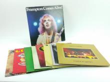 20pc. Classic 60's & 70's Vinyl Records