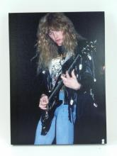 Dave Mustaine Megadeth Print