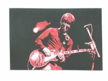 Noel Gallagher Artistic Print