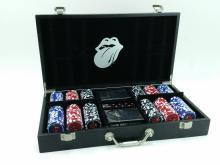 The Rolling Stone Casino Boogie Poker Set
