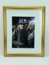 Framed Keith Richards Photo