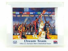 1996 USA Olympic Dream Team Poster