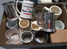 Assorted Mug & Stein Lot