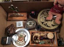 Miscellaneous Trinket Box Lot
