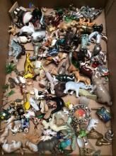50+ Assorted Animal Knick-Knack Box Lot