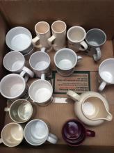 Various Logo Coffee Mug Lot