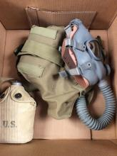 Military Gas Mask Lot