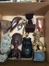 Assorted Lot of Sculptures