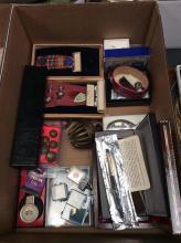 Assorted Shaw Memorabilia & Medal Lot