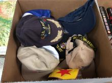Baseball Cap Box Lot