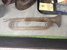 Vintage U.S. Regulation Bugle