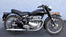 1950 Ariel Motorcycle, Mark I, Square Four