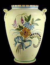 Vintage Large Weller Pottery Vase, Bonito
