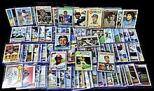 Vintage Topps Baseball Card Collection