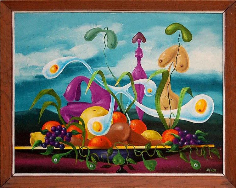 Harold Laynor (1922-1991)