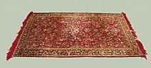 Vintage Persian Area Rug #4